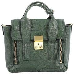 3.1 Phillip Lim Pashli Satchel Leather Mini
