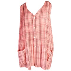 Comme des Garcons pleated Tunic