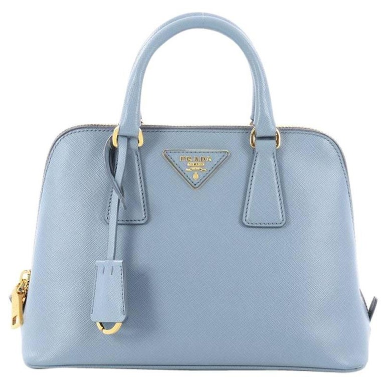 09a23305e04b Prada Promenade Handbag Saffiano Leather Small at 1stdibs