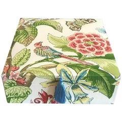 Decorative Greeff Tissu Storage Box for Scarves