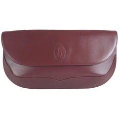 Cartier Must de Cartier Clutch Bag