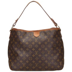 Louis Vuitton Brown Monogram Delightful PM