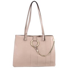 Chloe Faye Tote Leather Small
