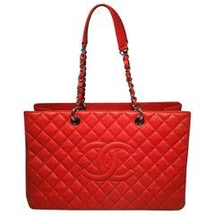 Chanel 2011 Tweed 10 Quot Classic Double Flap Bag W Neon