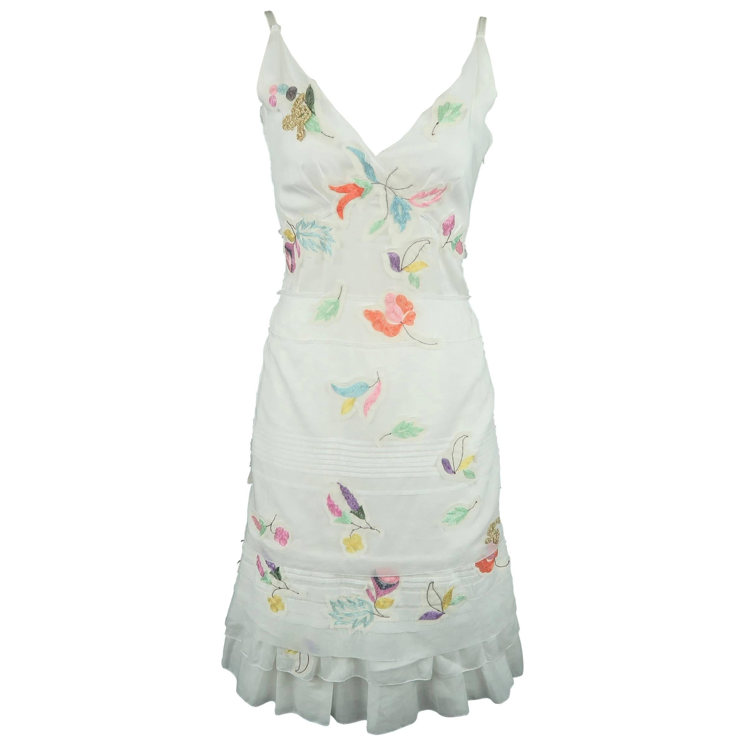 Beaded Sun Dress