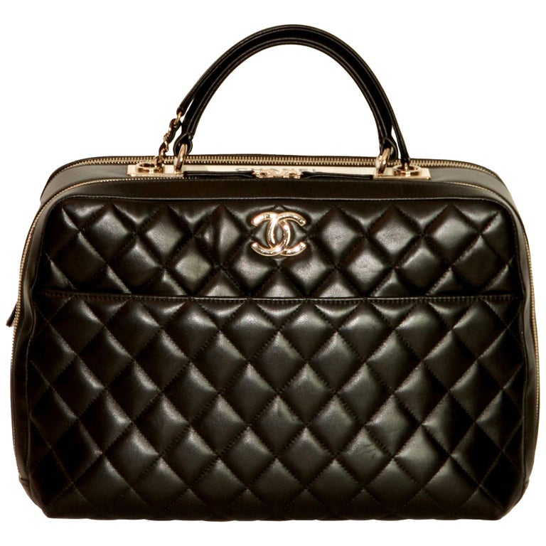 9a227ece023196 CHANEL Trendy CC Bowling Bag at 1stdibs