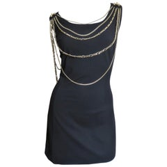 Pierre Balmain Chains Dress