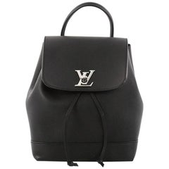 Louis Vuitton Lockme Backpack Leather