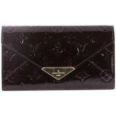 Louis Vuitton Mira Handbag Monogram Vernis