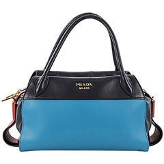 Prada Bowling Ribbon Bag City Calf