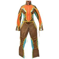 Issey Miyake Jacket / Pants Suit Set