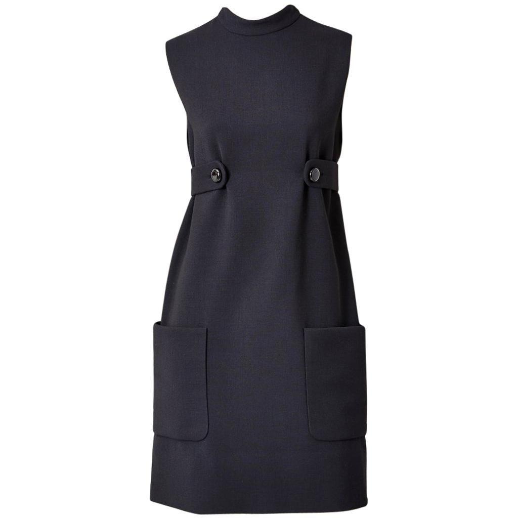 """Norell """"Little Black Dress"""""""
