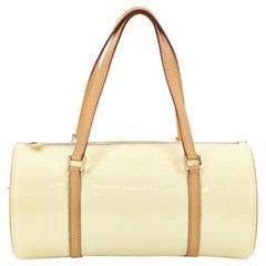 Louis Vuitton Bedford Handbag Monogram Vernis