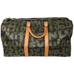 Louis Vuitton Stephen Sprouse Graffiti 50 Keepall