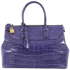 Tom Ford Petra Tote Crocodile Medium