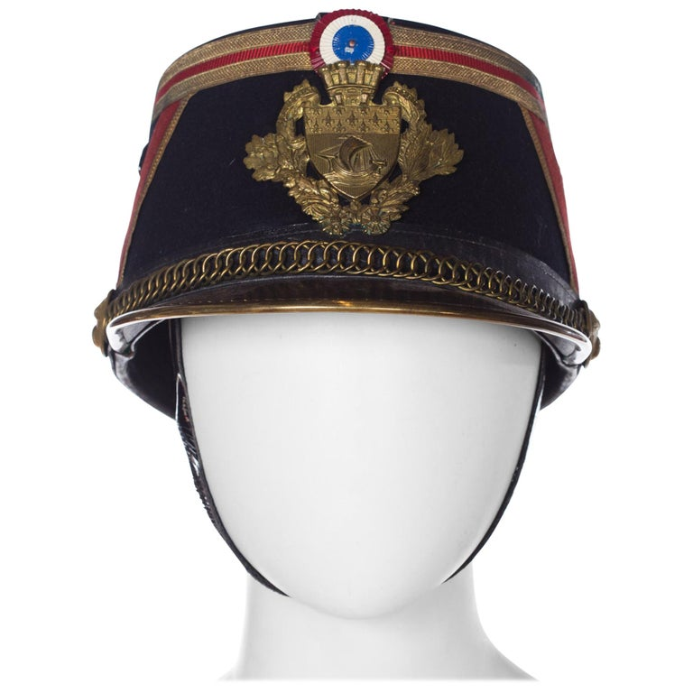 19th Century French Military Hat