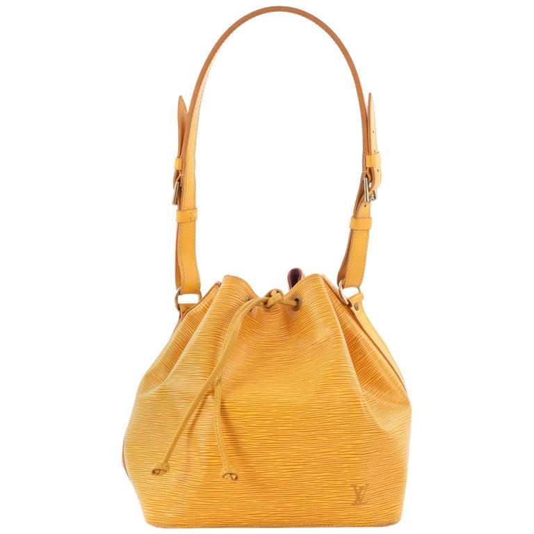 5c84f94d4 Louis Vuitton Petit Noe Handbag Epi Leather at 1stdibs
