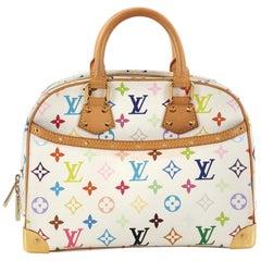 Louis Vuitton Trouville Handbag Monogram Multicolor i