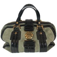 "Gucci Suede ""Aviatrix"" Bag"