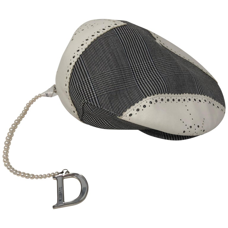 Christian Dior D Trick Hat