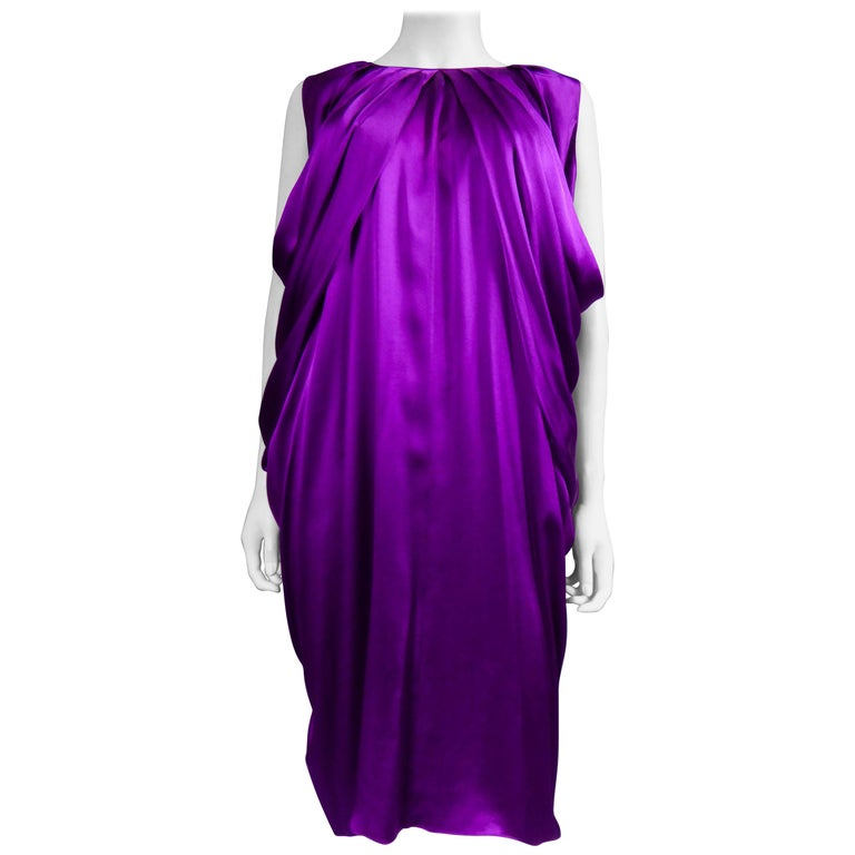 Yves Saint Laurent Dress by Stefano Pilati, 2008 Collection  For Sale