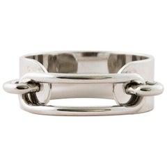 Balenciaga metal bracelet, 2000s