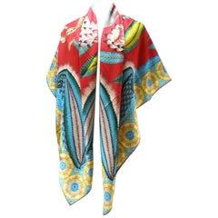 Hermès The Savana Dance Cashmere Shawl