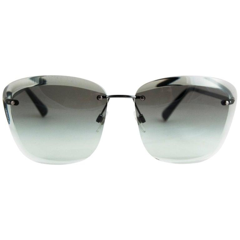 Chanel pilot sunglasses, 2000s