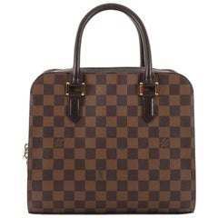Louis Vuitton Triana Bag Damier