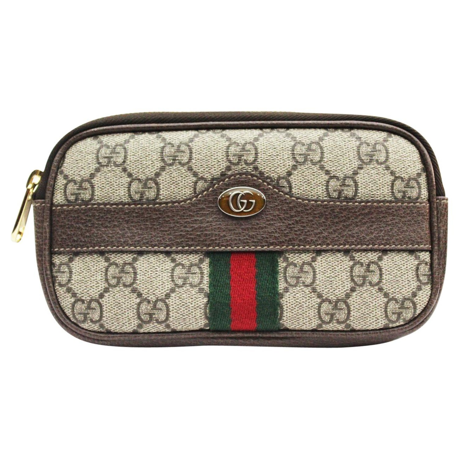 3b87b4b30 Ophidia GG Supreme small belt bag at 1stdibs