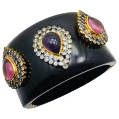 Meghna Jewels Taj Resin Cuff