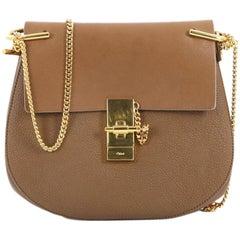 Chloe Drew Crossbody Bag Leather Small