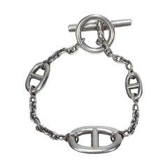 HERMES Farandole Bracelet in Sterling Silver