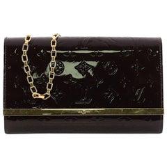 Louis Vuitton Ana Bag Monogram Vernis