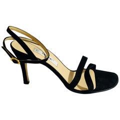 Celine Evening Sandals