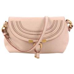 Chloe Marcie Crossbody Pouch Leather