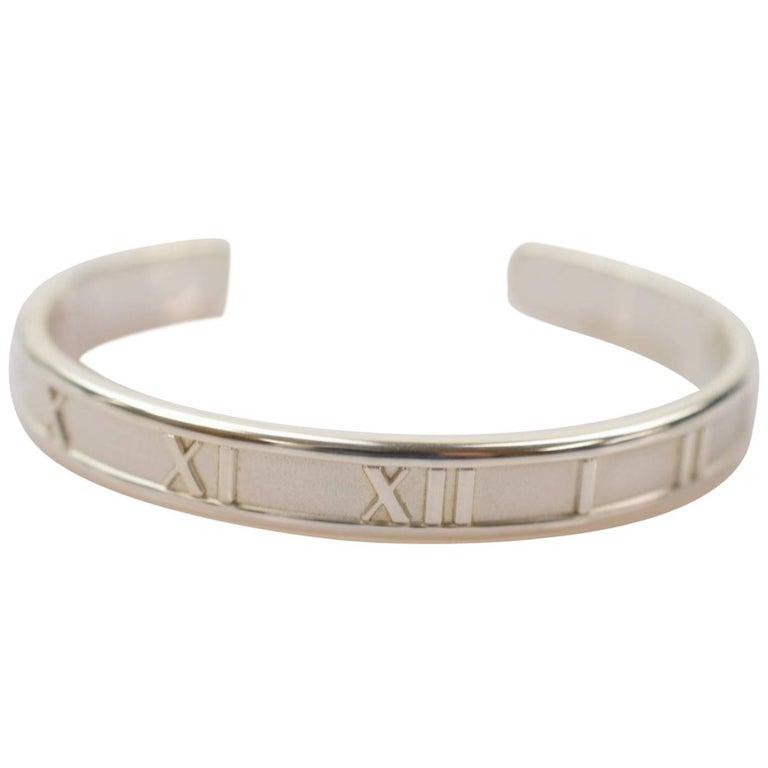 edde55df7 Roman Numeral Bracelet Tiffany - Bracelet Photos Onneyuonsen.Com