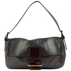 3406a765ed FENDI Monogram Zucca Canvas B Bis Bag Shoulder Bag For Sale at 1stdibs