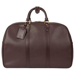 1998 Louis Vuitton Boardeaux Tagia Leather Vintage Kendall PM