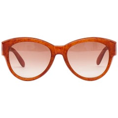 Yves Saint Laurent 8969 Sunglasses, 1980s