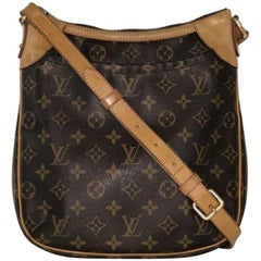 Louis Vuitton Monogram Odeon PM Crossbody Handbag