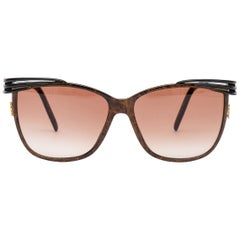 Yves Saint Laurent Sunglasses 8631_Y139, 1980s