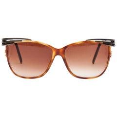 Yves Saint Laurent Sunglasses 8631_Y141, 1980s
