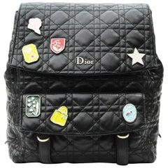 Dior Cruise 2017 Lambskin Leather Backpack
