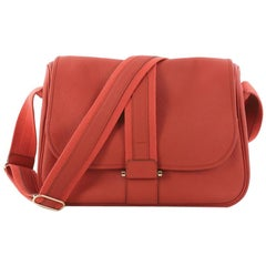 Hermes Bourlingue Messenger Bag Clemence