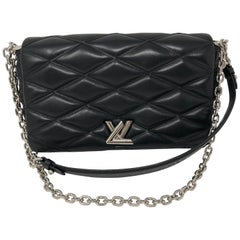 Louis Vuitton Go-14 MM Noir Crossbody Bag