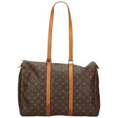Louis Vuitton Brown Monogram Sac Flanerie 45