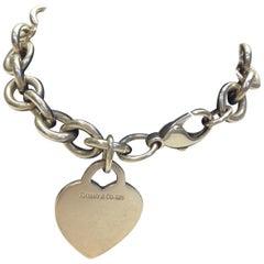 Tiffany & Co. Heart Link Bracelet