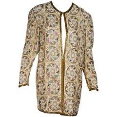 Multicolor Judith Ann Beaded Jacket