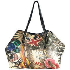 Multicolor Jimmy Choo Project Pep Tote Bag